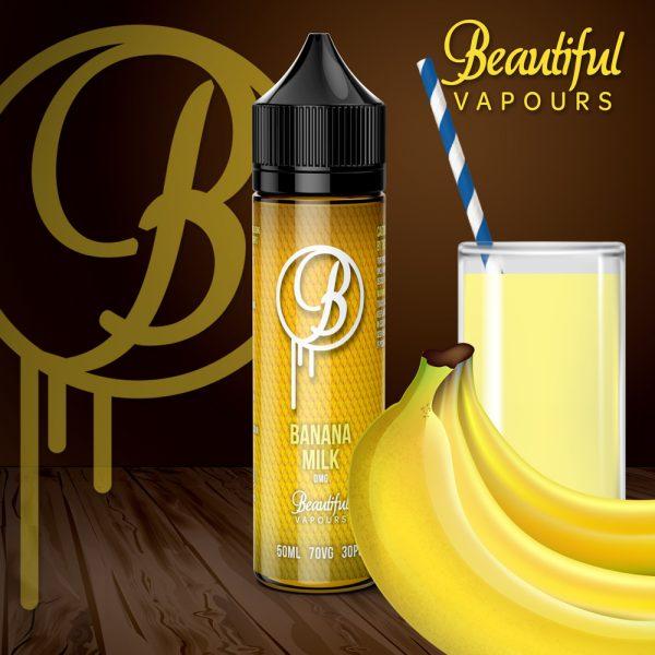 Banana Milk - Beautiful Vapours