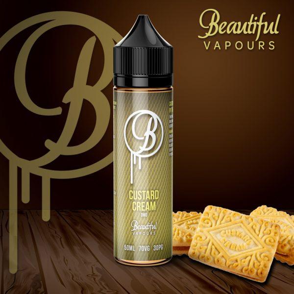 Custard Cream - Beautiful Vapours