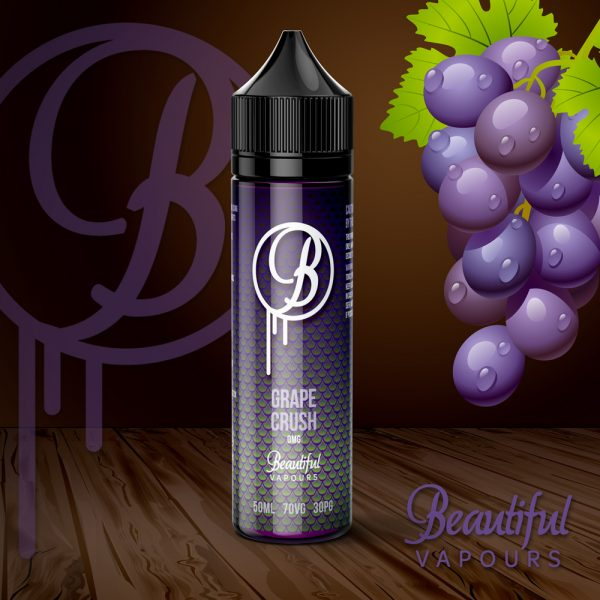 Grape Crush - Beautiful Vapours
